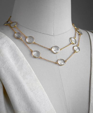 Lucent Halo Necklace | The Loved One