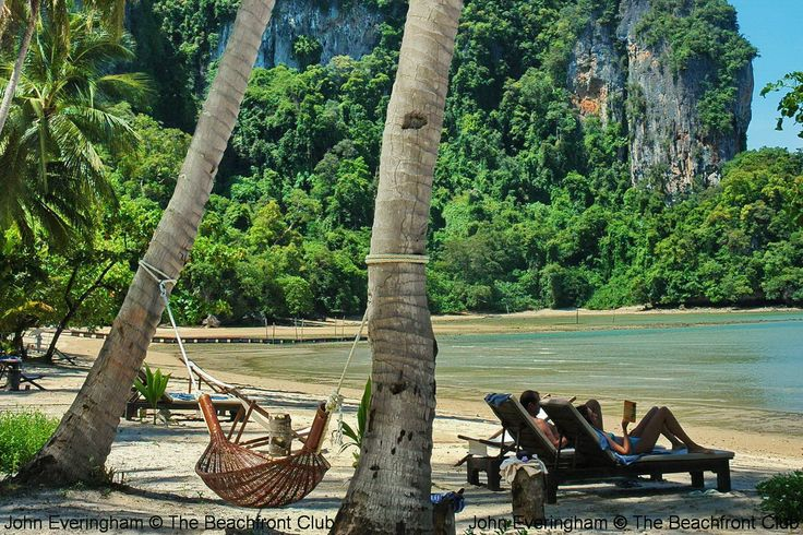 Koh Yao Noi, Phang Nga, Thailand. Most hotels are found at the south end of the island, with only this. The Paradise, at the rugged top end of the island.