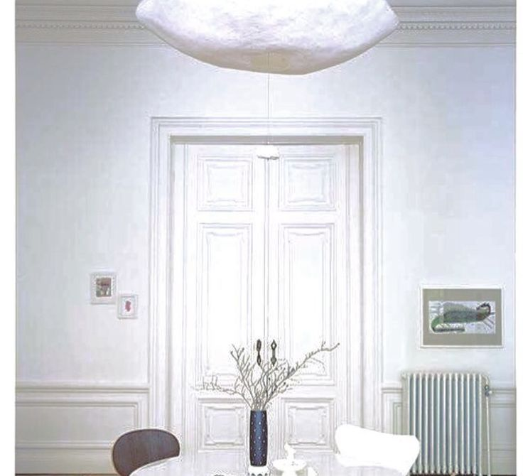 elegant nuage suspension celine wright celine wright nuage suspension luminaire lighting design. Black Bedroom Furniture Sets. Home Design Ideas