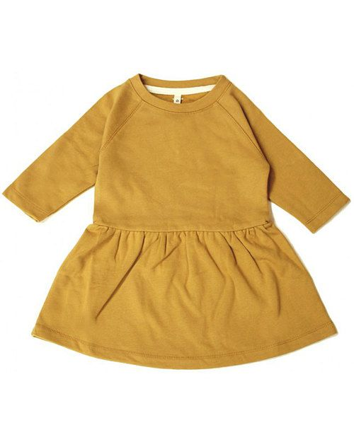 Gray Label Dress - Mustard Vestiti