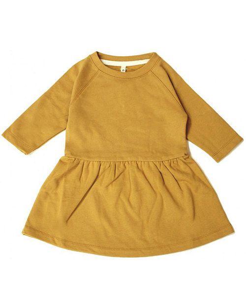 Gray Label Dress - Mustard Vestiti