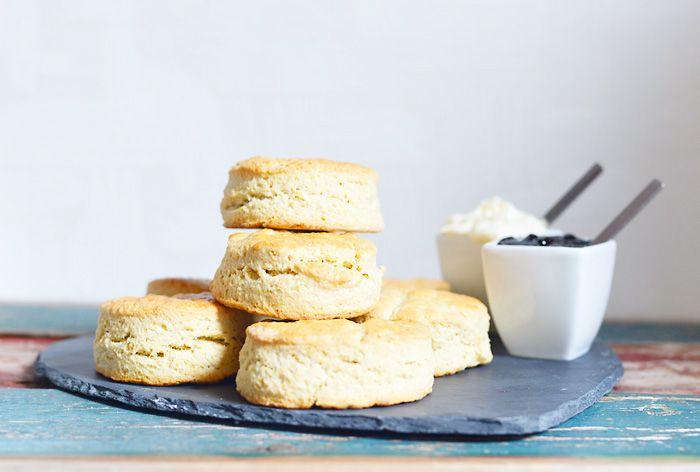 Lemon & Vanilla: Mascarpone and brown sugar scones / Scones de masc...
