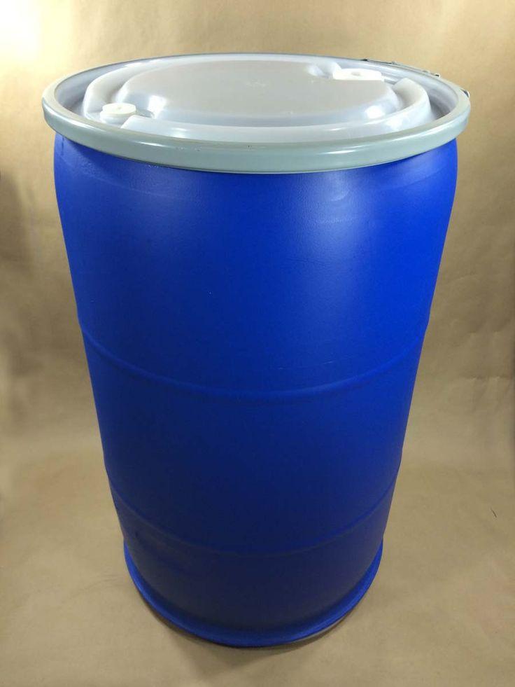 High Density Polyethylene Drums
