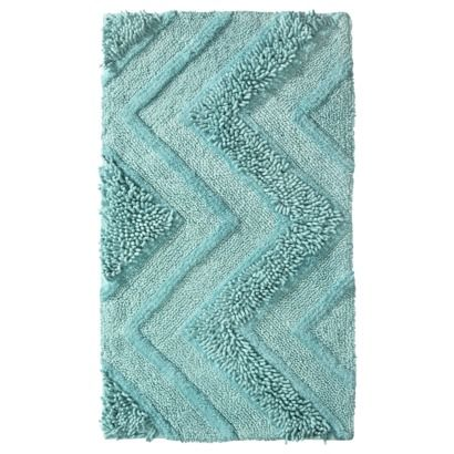 "Room Essentials® Bath Rug - Sea Breeze (20x34"")Bath Rugs, Room Essential, Mermaid Bathroom, Bath Blue Green Rugs, Sea Breeze, Bathroom Remodeling, Apartments, Breeze Bath, Breeze 20X34"