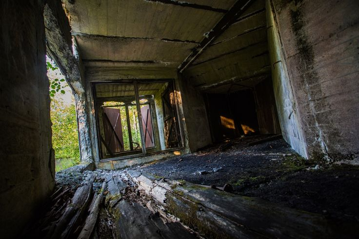 Closed in 1958, see the remnants of Fernie's mining history