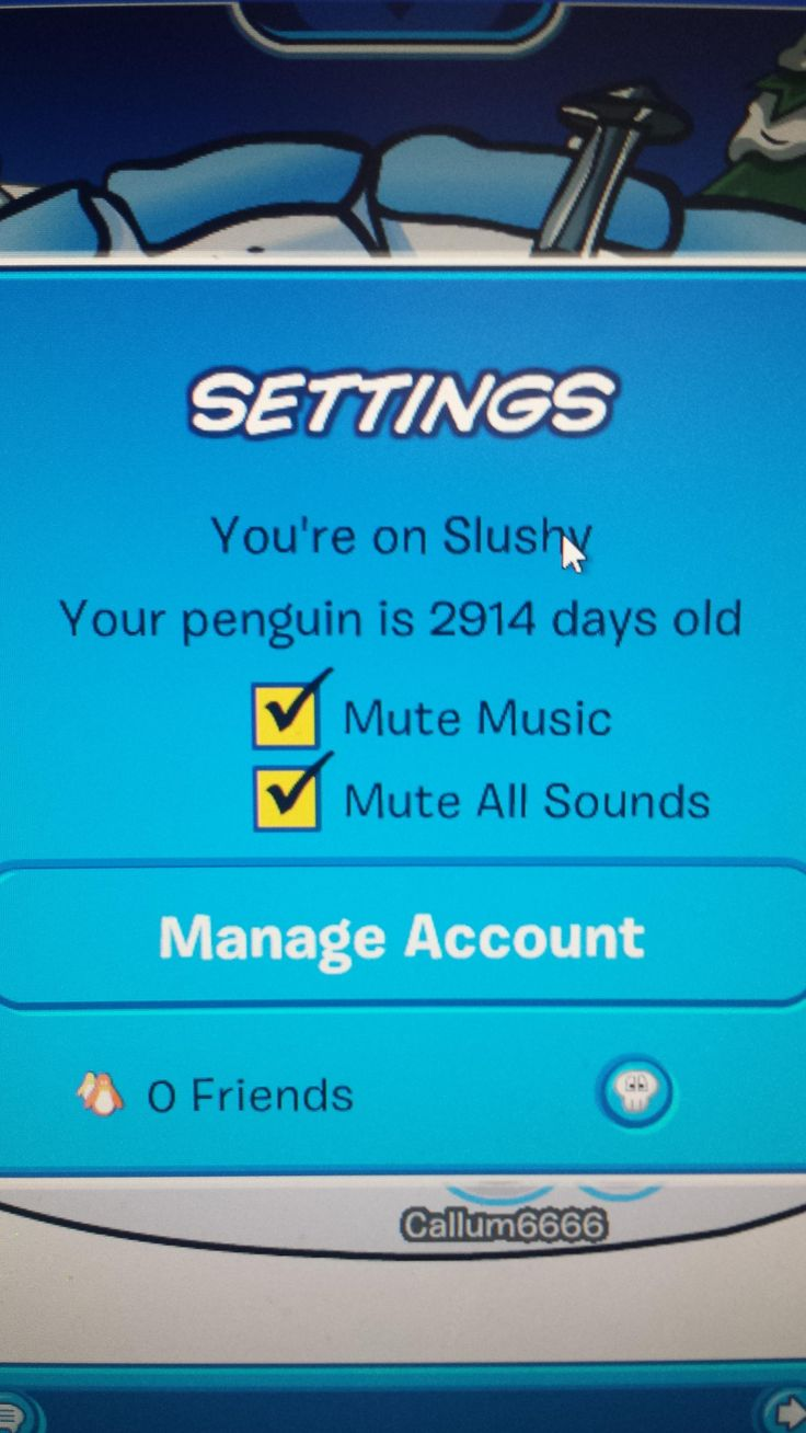 8 more days and my Club Penguin account will be 8 years old!
