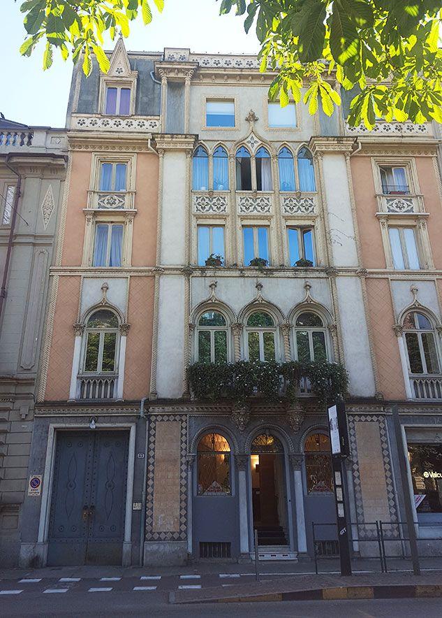 Corso Matteotti a Torino