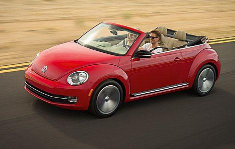 Volkswagen Beetle Cabrio: más razón y emoción.