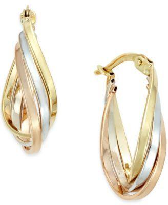 E.M. leg stud earrings - Metallic nqhXBpg