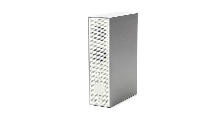 MONOQI | Bluetooth-Lautsprecher - Weiß
