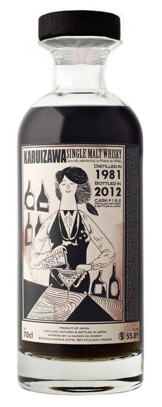 Karuizawa Single Malt Whisky | Japan