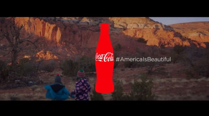 Explore Talent reviews on Coke's contentious Super Bowl Advert that conveys multicultural range. The ad is a sensitive problem with its ethnic character.