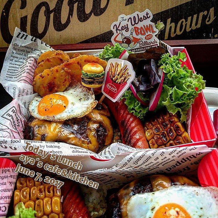 おはようございます! 本日の男子ごはん ✰ハンバーグ弁当✰ 今日はピクニック弁当風に だいぶ前にセリアで買ったランチボックス サンドイッチ用かと思ったけど、結構使えるかも❣️ ♪ .•*¨*•.¸¸♬✧♪ .•*¨*•.¸¸♬✧♪ .•*¨*•.¸¸♬✧♪ .•* #男子弁当 #男子ごはん #おうちカフェ #カフェ弁当 #カフェ風 #ハンバーグ #お昼が楽しみになるお弁当 #おうち食堂 #おうちごはん #お弁当記録 #日本が元気になるご飯 #のっけ弁 #お弁当作り楽しもう部 #クッキングラムアンバサダー #クッキングラム #デリスタグラマー #ランチ #ロカリクッキング#ロカリキッチン #obento #lunch #delistagrammer #男前弁当 #delimia #aya_GHN #男前 #お弁当じまん #ピクニック