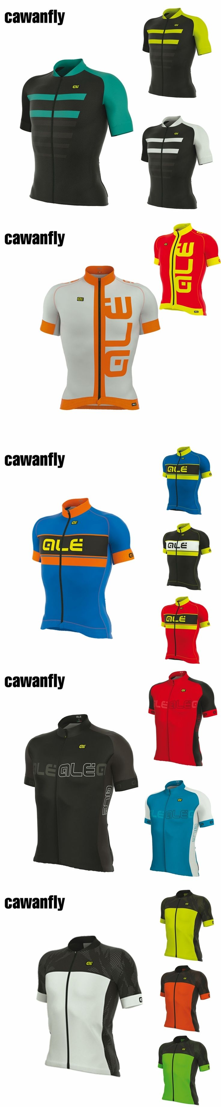 Cycling jersey 2017 AJO summer bicycle ropa ciclismo hombre mtb bike sport cycling clothing short sleeve maillot ciclismo racing