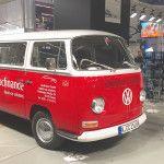 Prolight + Sound Messe 2016: VW Bus - ein Retro Fundstück