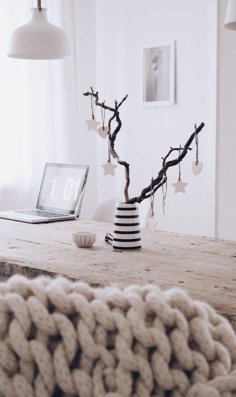 25 einzigartige diy weihnachtsdekoration ideen auf. Black Bedroom Furniture Sets. Home Design Ideas