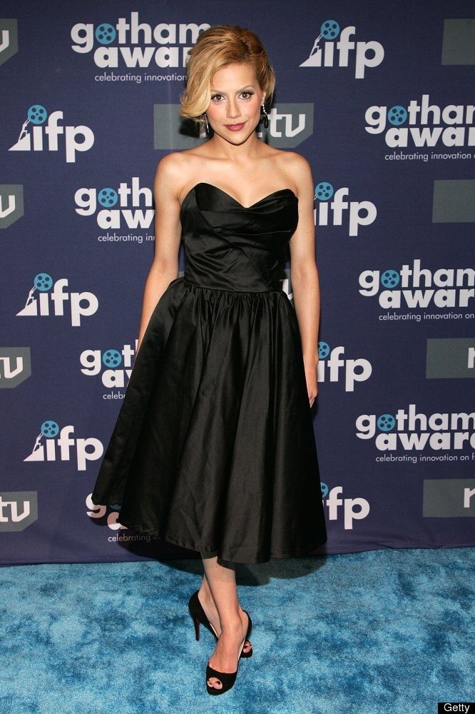 LOVE this dress. RIP Brittany Murphy