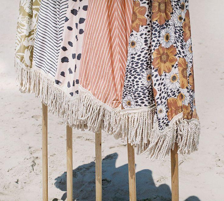 Sunday Supply Co. Beach Umbrellas