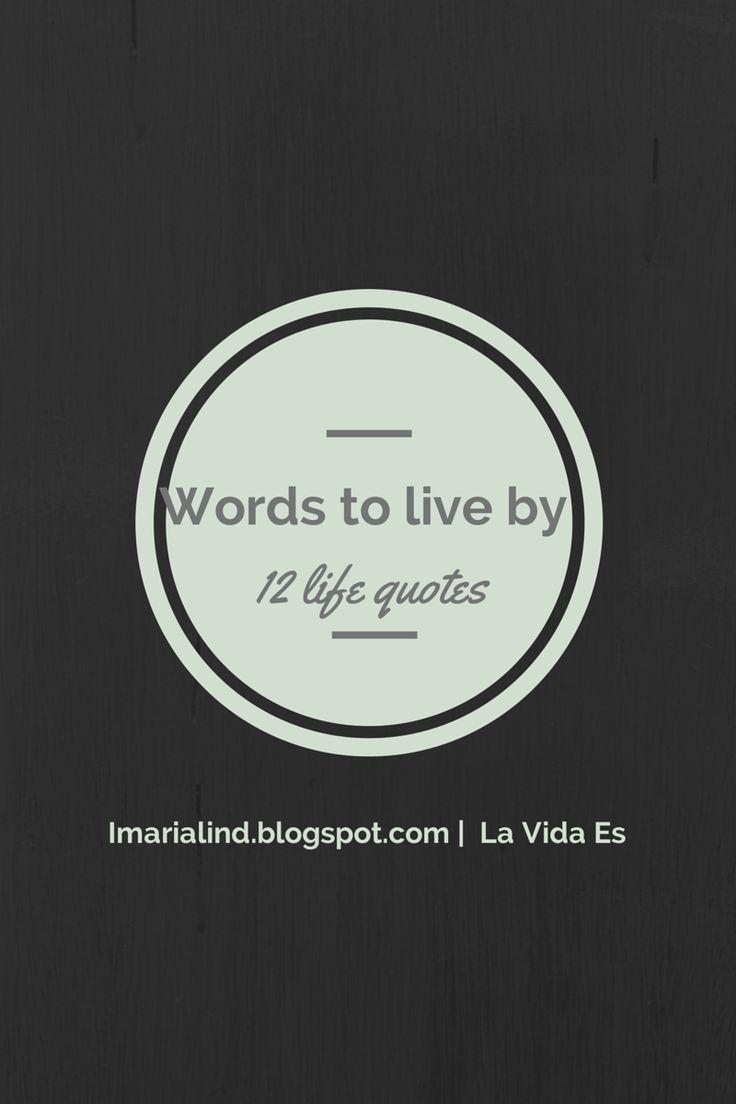 12 life quotes   imarialind.blogspot.com