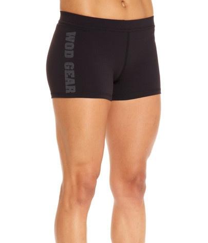 WODshop.com - WOD Gear | Black Booty Shorts, $35.00 (http://www.wodshop.com/wod-gear-black-booty-shorts/)