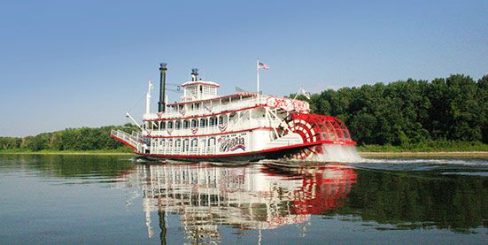 Galena Illinois Riverboat Tours