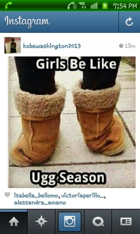 brace yourself ugg boots are coming