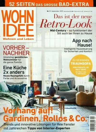 25+ melhores ideias de Gardinen rollos no Pinterest Rollo - edle gardinen wohnzimmer 2