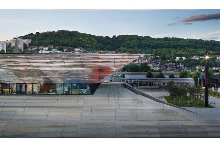Dominique Perrault Architecture - Palais des sports