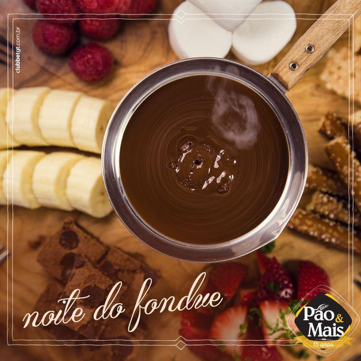 Uma taça de vinho, boa companhia e um fogareiro com fondue são combinações perfeitas para um dia de chuva. Na Pão&Mais você encontra os produtos certos para deixar a sua noite ainda mais especial.