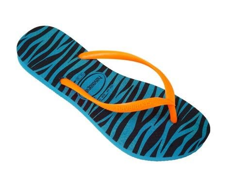 Be confident to have the style and enjoy being unique! Shop today! Havaianas Slim Animals Capri Blue Flip Flop @flopstore.my http://flopstore.my/my_english/havaianas-slim-animals-capri-blue-flip-flop.html
