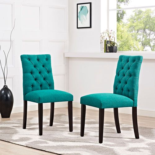 Best 20 Fabric Dining Chairs Ideas On Pinterest