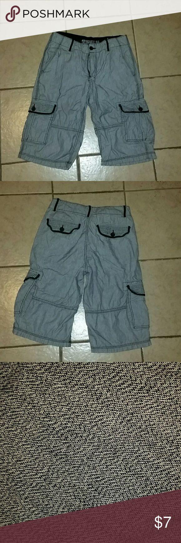 Men's long shorts Men's long shorts. Route 66 Shorts