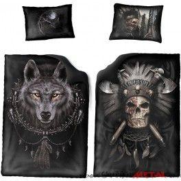 Funda nórdica WOLF DREAMS