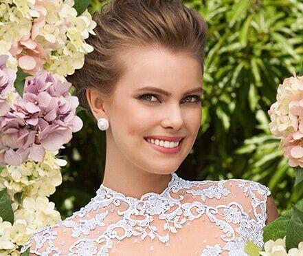 Coleção de vestidos de noiva Amor Eterno