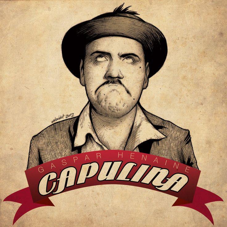 """Como en aquella película donde Evita Muñiz le cantaba al buen """"Capu"""" la canción de """"Mi padrino""""."""