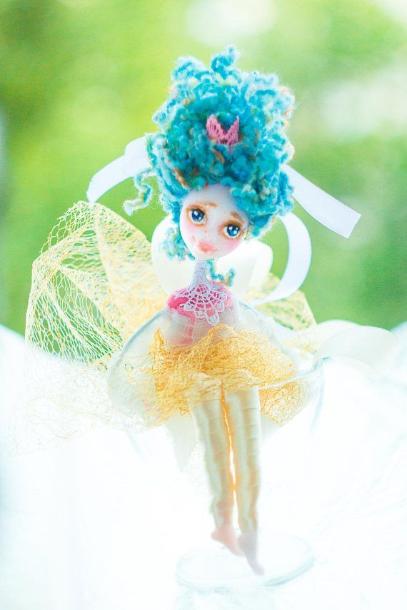 Fairy art dolls. Handmade dolls. Fairy dolls. Art dolls