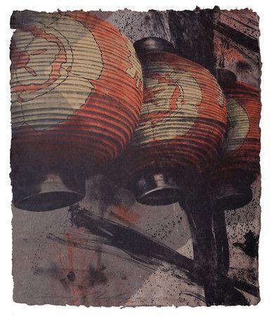 Daniel Kelly - Red Lanterns