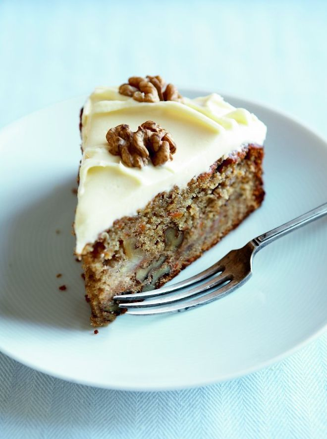 Best Tray Bake Carrot Cake