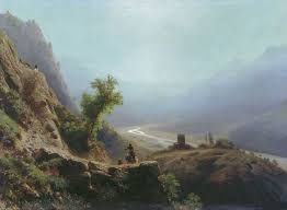 Resultado de imagem para mountains painting masters