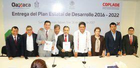 Analizará Congreso del Estado el plan rector que consolidará el desarrollo de Oaxaca: Samuel Gurrión
