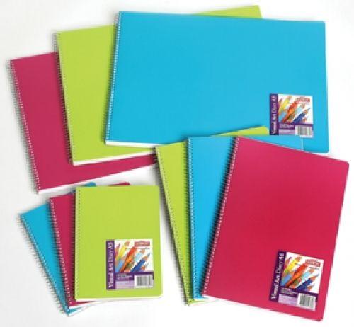 Derwent Coloured Visual Diary A3