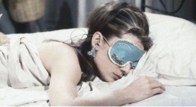 Audrey eye-mask
