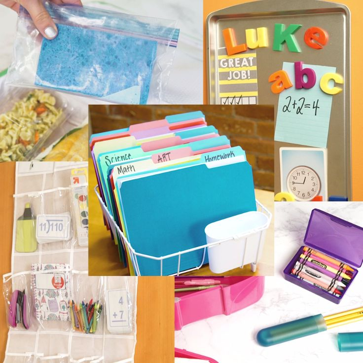 Get Kids Ready for Back To School With Supplies