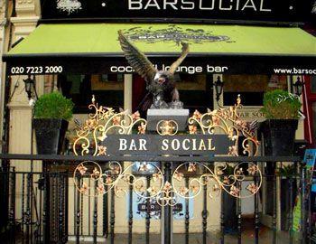bar social outside