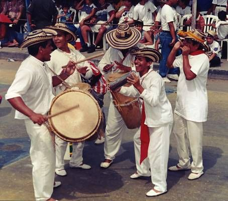 © Ministry of Culture of republic of Colombia  Carnival de Barranquilla