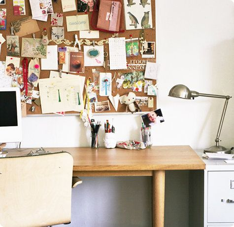 Pin Board Office Interior DesignInterior