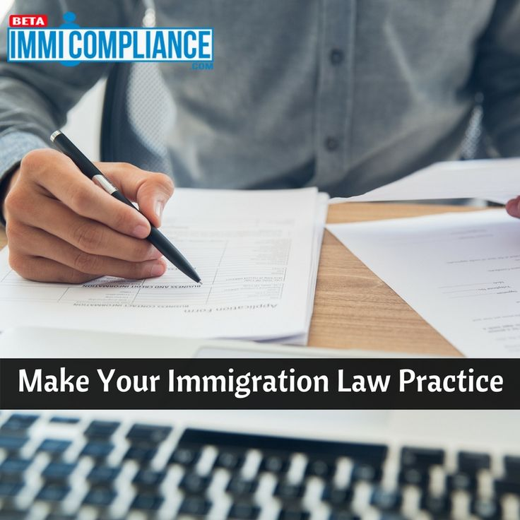 Our custom workflows help you customize your work process, if you wish to grow your practice.  #lawyer #immigration #visa #usa