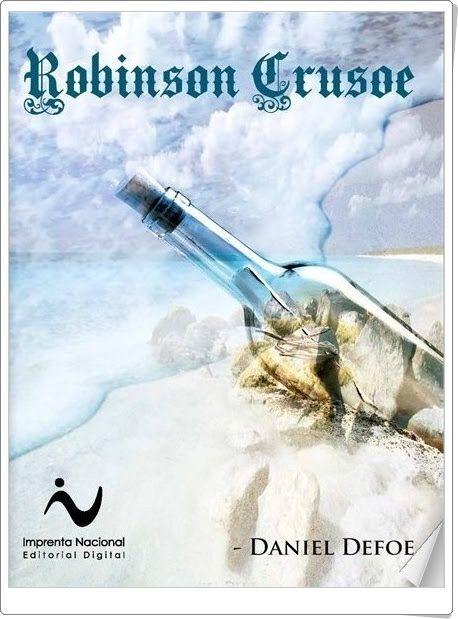 """""""Robinson Crusoe"""" de Daniel Defoe"""