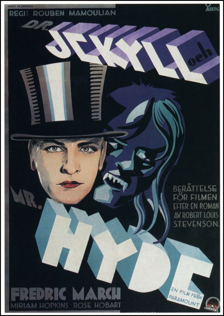 an analysis of dr jekyll and mr hyde a movie by rouben mamoulian Tracy stars as dr jekyll with many indicating that they vastly prefer the 1931 rouben mamoulian/fredric march audience reviews for dr jekyll and mr hyde.
