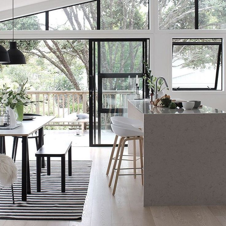 stylist new home windows design.  Always thinking about the next especially with hungry boys due back from pool any Lots Of WindowsOpen KitchensKitchen DesignInterior StylingHome 28 best DOORS WINDOWS images on Pinterest My house Cottage and
